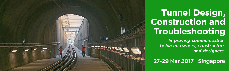 Tunnel Design, Construction and Troubleshooting